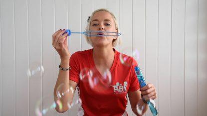 Bubble Breathing